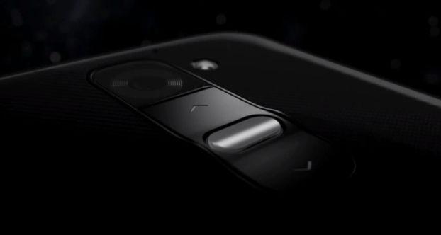 LG G2 Özellikleri: Arka Tuşları