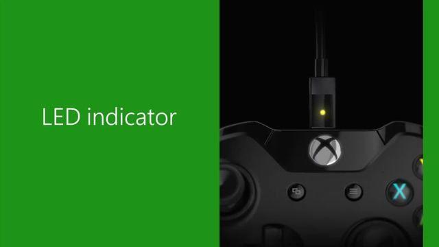 Xbox ONE Şarj Edilebilir Pil Özelliği