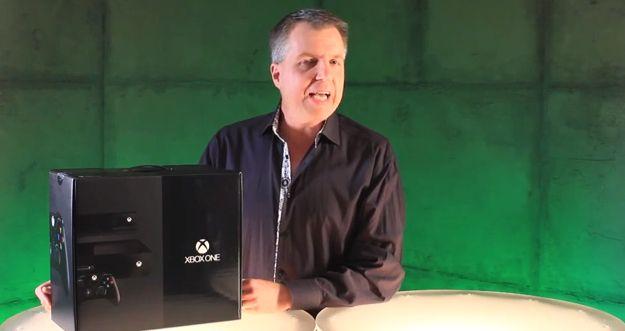 XBOX One Kutu Açılış Videosu