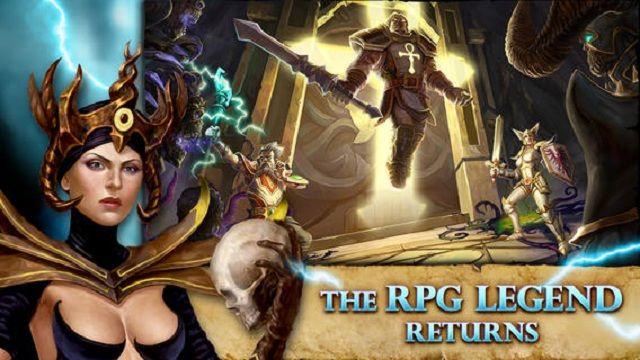 Ultima Forever: Quest for the Avatar - iOS Çıkış Videosu