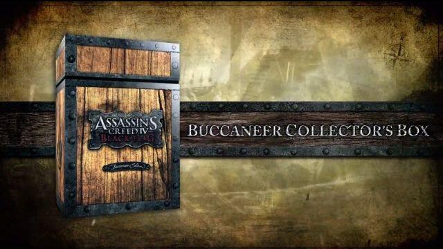 Assassin's Creed 4 Koleksiyon Paketi İçeriği