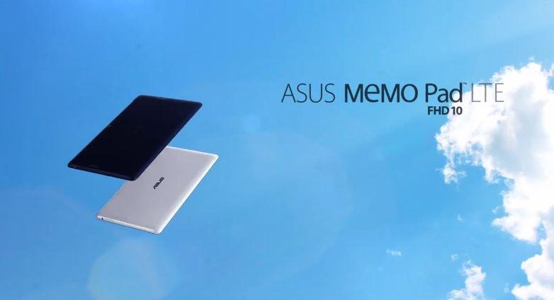 ASUS MeMO Pad FHD 10 LTE Tanıtım Videosu