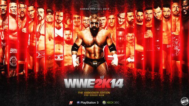 WWE 2K14 Güreşçi Kadrosu Tanıtım Videosu
