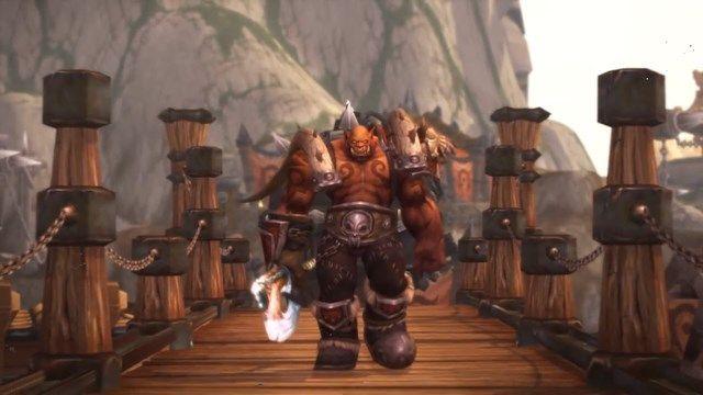 World Of Warcraft 5.4 Yamasının Tanıtım Videosu