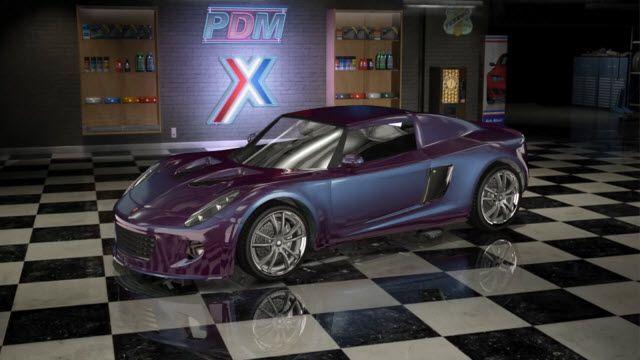 GTA 5 Arabaları - Voltic