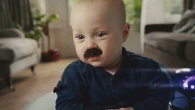 Bebek Arabası, Samsung Motion Sync Süpürge'ye Karşı