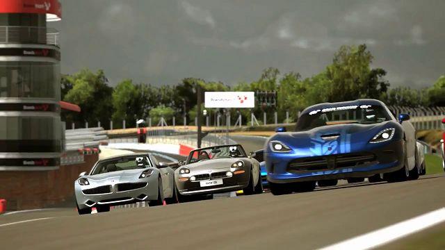 Gran Turismo 6 - Gamescom Tanıtım Videosu