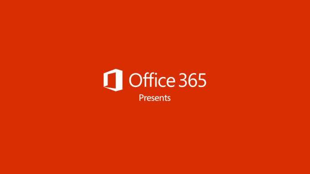 Microsoft Office 365 Reklam Videosu