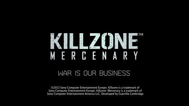 Killzone: Mercenary - Gamescom 2013 Tanıtım Videosu