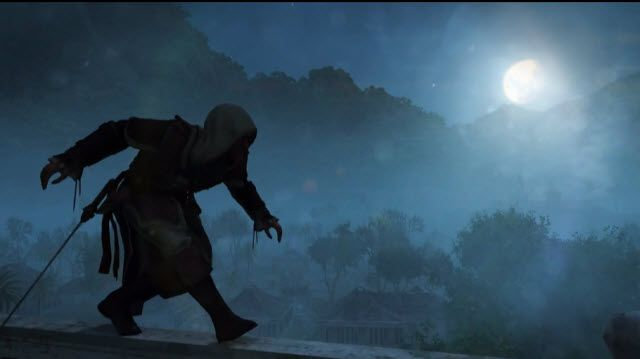 Assassin's Creed 4 - Gizlilik Tanıtım Videosu