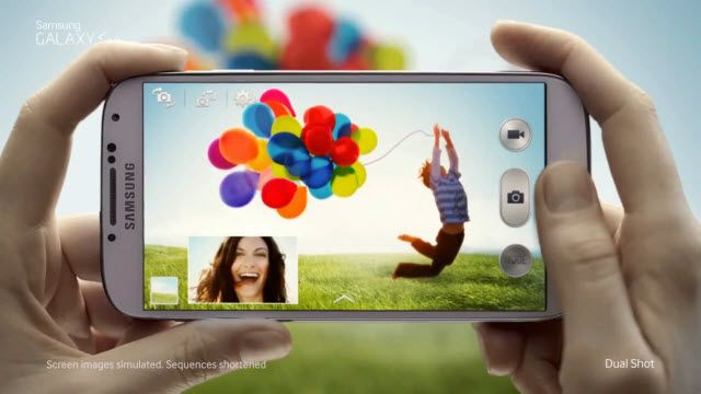 Samsung Galaxy S4 Resmi Televizyon Reklamı