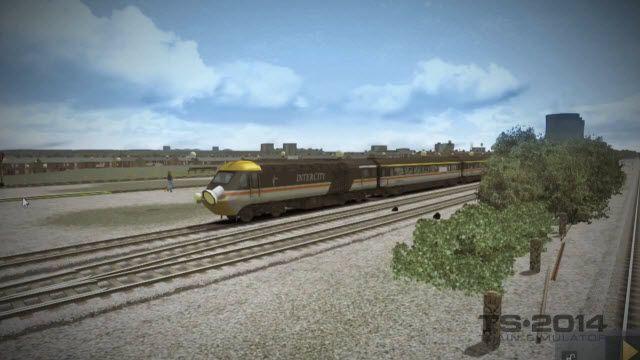 Train Simulator 2014 Tanıtım Videosu