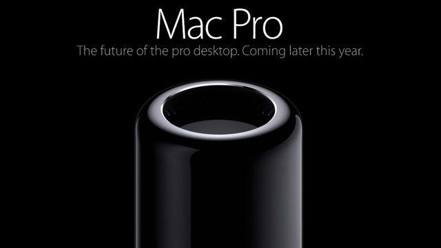 Yeni Mac Pro Sinema Reklamı