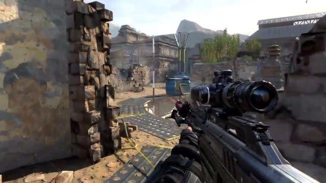 Call of Duty: Black Ops 2 Apocalypse Oynanış Videosu