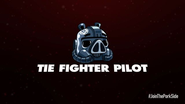 Angry Birds: Star Wars 2 Tie Fighter Karakter Tanıtımı