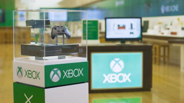 Xbox One Vitrin Görünümü Videosu