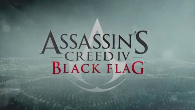 Assassin's Creed 4 Black Flag GamesCom Oynanış Videosu