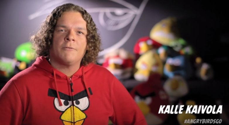 Angry Birds Go - Yeni Video