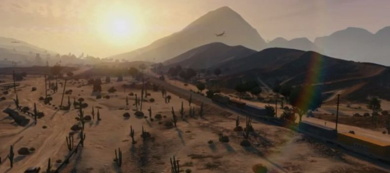 GTA 5 Yeni Tanıtım Videosu