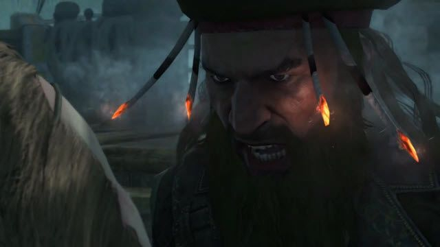 Assassin's Creed 4 Aktörleri