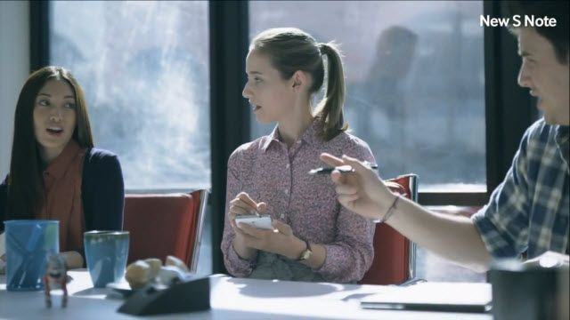 Samsung Galaxy Note 3 İlk Tanıtım Videosu