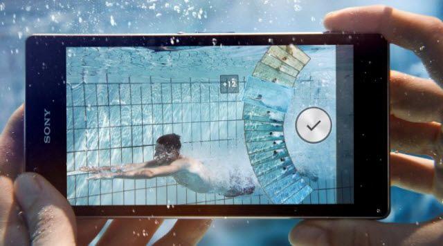 Xperia Z1'in Akıllı Kamerasını Yakından Tanıyın