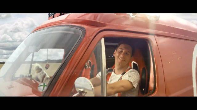 Messi'li FIFA 14 TV Reklamı