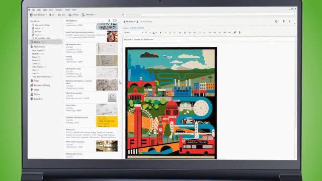 Windows için Evernote 5 Tanıtım Videosu