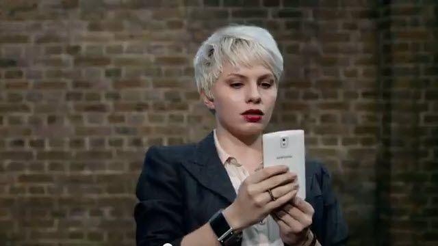 Samsung Galaxy Note 3: Hayaller Dijital Kısa Filmi