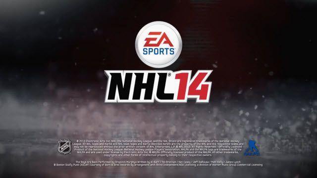 NHL 14 Çıkış Videosu