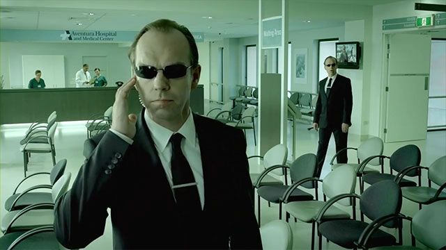 GE Mükemmel Makinalar Serisi - The Matrix