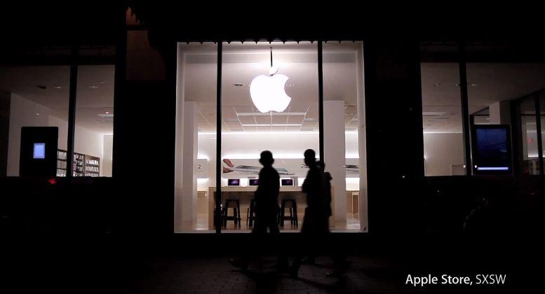 Bir Apple Mağazası Nasıl İnşa Ediliyor?