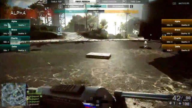 Battlefield 4 - Paracel Storm