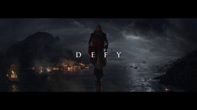 Assassin's Creed 4 - Defy Yapım Hikayesi