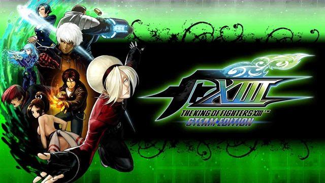 The King of Fighters XIII PC Versiyonu Tanıtım Videosu
