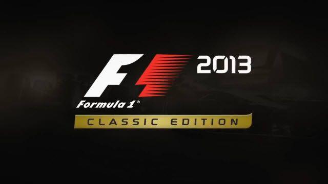 F1 2013 Classic Edition Tanıtım Videosu