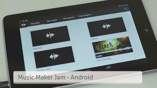 Music Maker Jam ile Kendi Müziklerinizi Yaratın