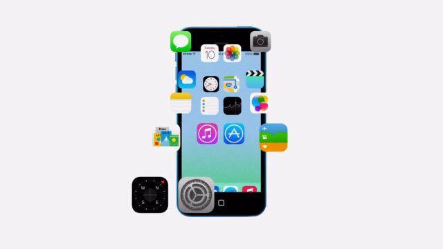 Apple'dan iPhone 5C için Yeni Reklam Videosu