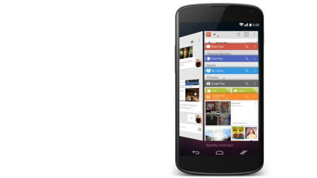 Android 5.0 Konsept Videosu Ortaya Çıktı