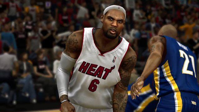 NBA 2K14 Oynanış Videosu