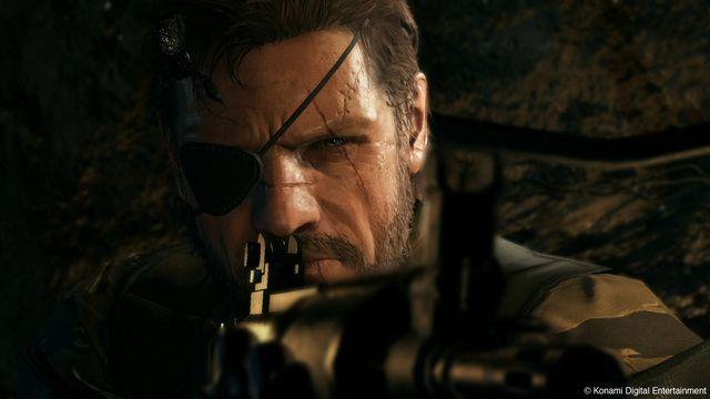 Metal Gear Solid 5 PS4 Oynanış Videosu