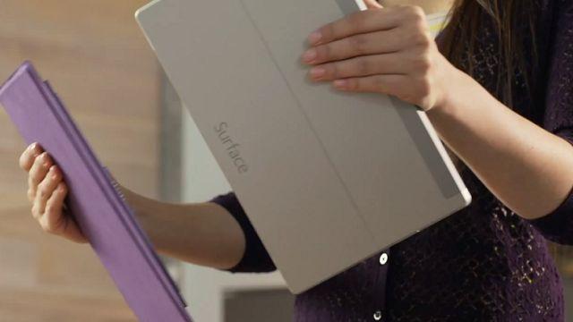 Surface 2 Tanıtım Videosu