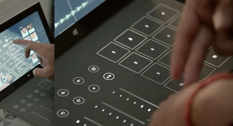 Surface Remix Project Tanıtım Videosu