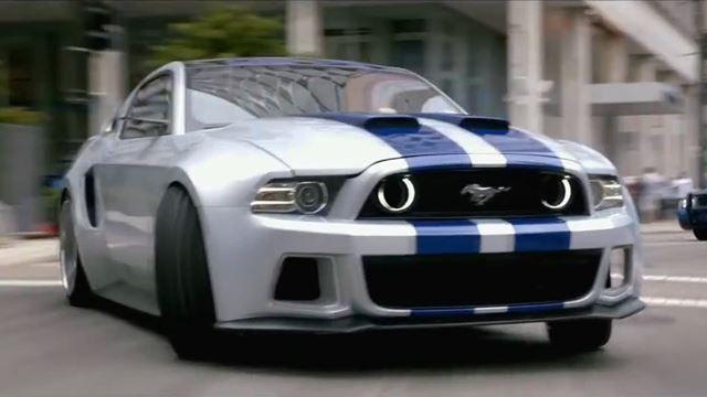 Need for Speed Filmi Tanıtım Videosu