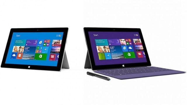 Surface 2'nin Temel Özellikleri