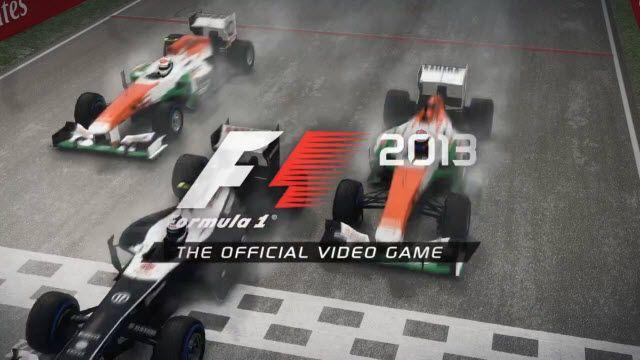 F1 2013 TV Reklamı