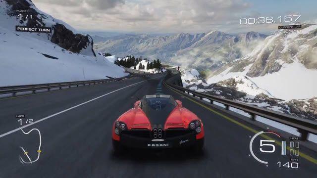 Forza Motorsport 5 için Yeni Oynanış Videosu