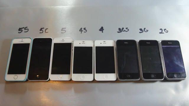 Tüm iPhone'lar Karşı Karşıya