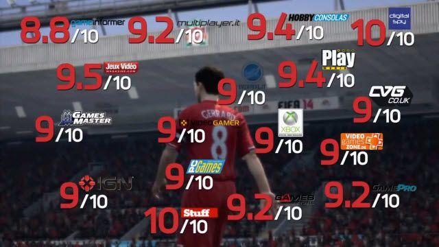 FIFA 14 Çıkış Videosu