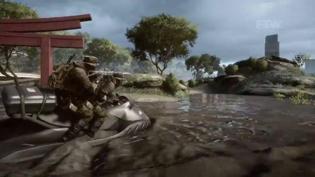 Battlefield 4 - Sel